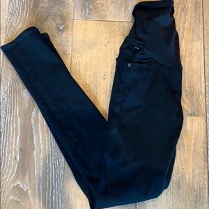 Citizens of Humanity Black Jeans Maternity
